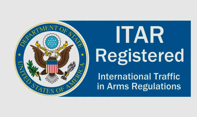 IMT is ITAR Registered